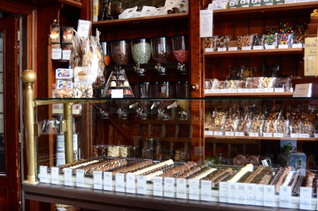 chocolate lovers middelburg walcheren chocolade bonbons winkel
