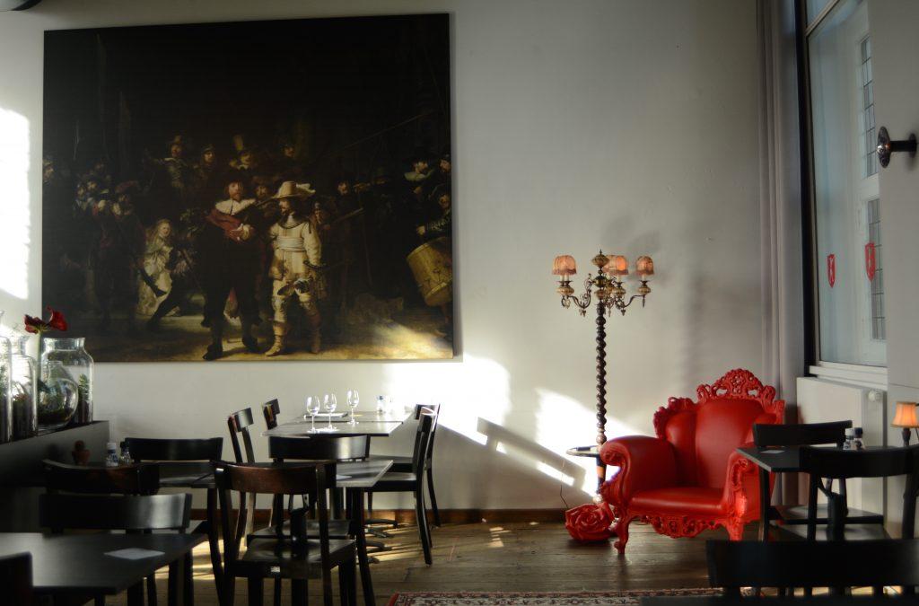 kloveniersdoelen middelburg rijksmonument monument groos op zeeland walcheren restaurant brasserie grandcafe cinema bioscoop