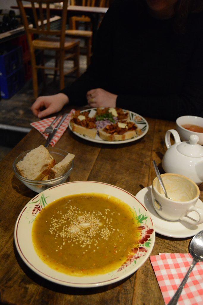 zeeuwse hemel zierikzee restaurant winkel cafe lunch pompoensoep pulled pork schouwen duiveland